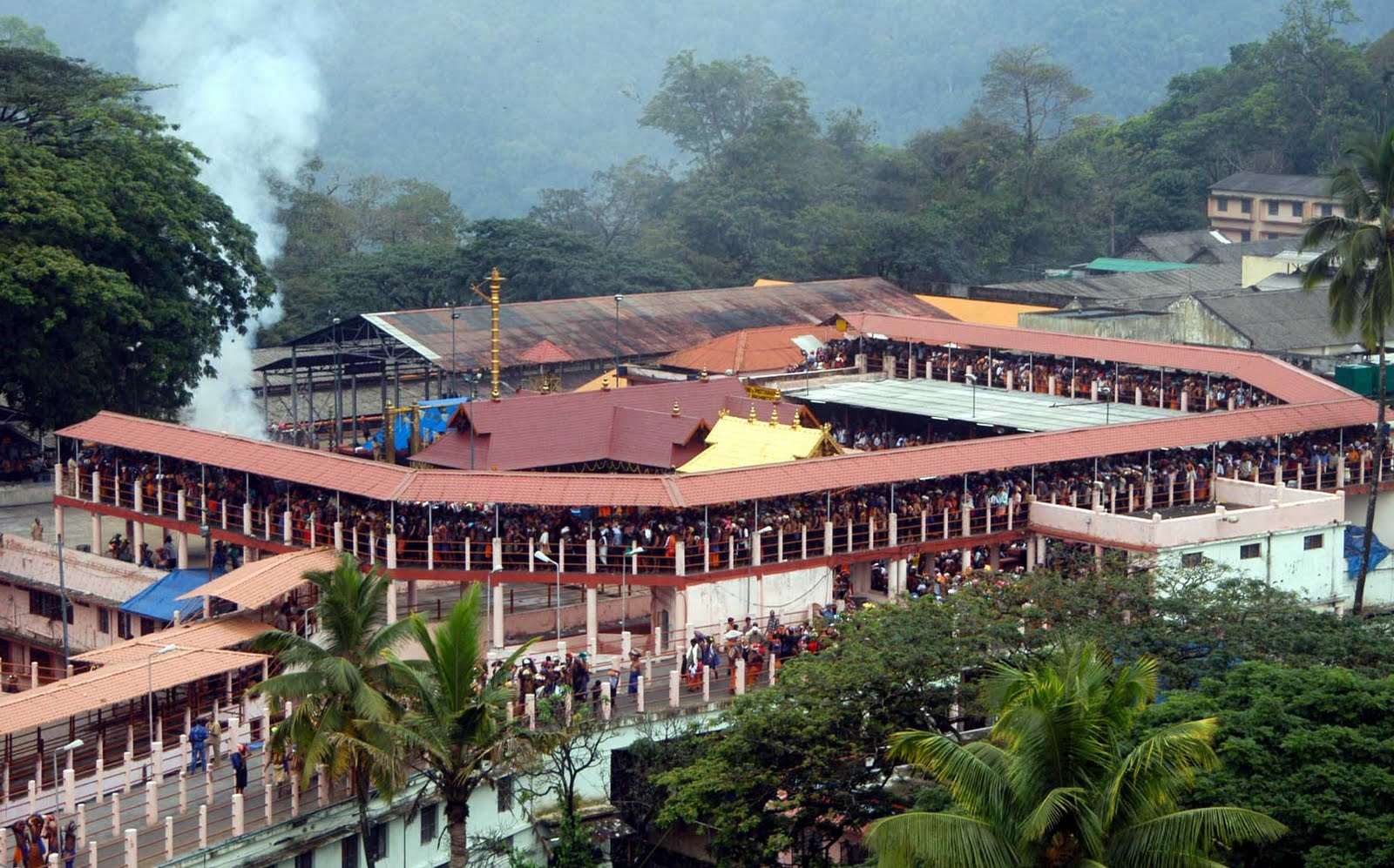 Kerala Pilgrim Tour Package in Sabarimala