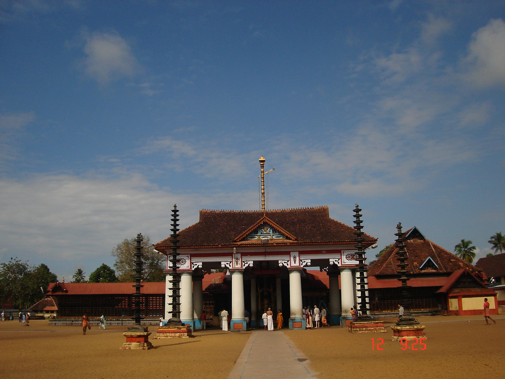 Kerala Tour Pilgrim Tour Package in Vaikkom Maha Deva Temple